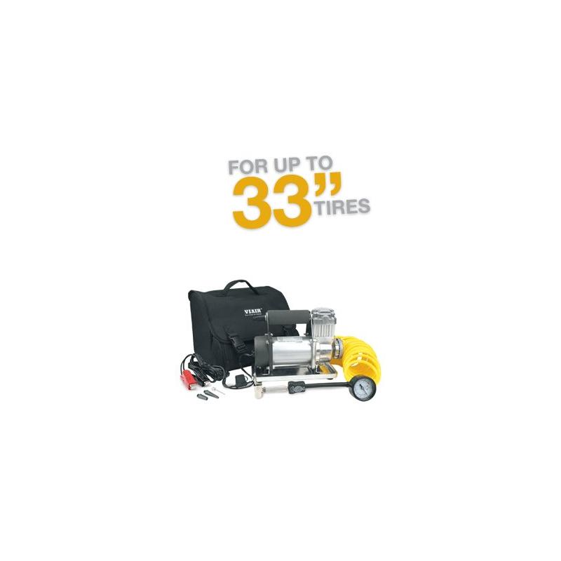 300P Portable Compressor Kit (12V, 33% Duty, 150 PSI, 30 Min. @ 30 PSI)