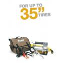 400P-Automatic Portable Compressor Kit (12V, 33% Duty, 40 Min. @ 30 PSI)