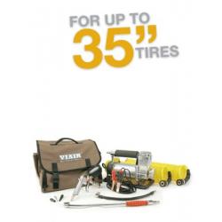 400P-RV Automatic Portable Compressor Kit (12V, 33% Duty, 40 Min. @ 30 PSI)