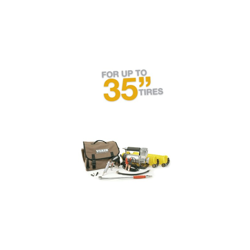 400P-RV Automatic Portable Compressor Kit (12V, 33% Duty, 40 Min. @ 30 PSI)