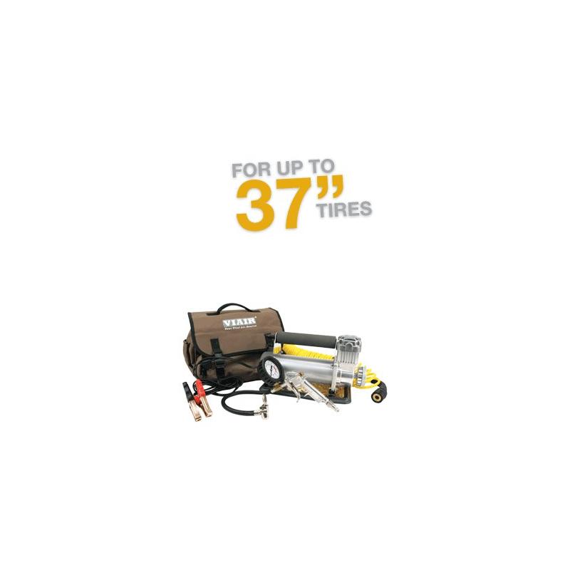 450P-Automatic Portable Compressor Kit (12V, CE, 100% Duty, 150 PSI)
