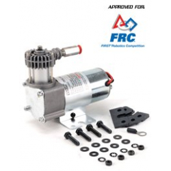 95C Compressor Kit w/ External Check Valve & Omega Bracket (24V, 9% Duty, Sealed)