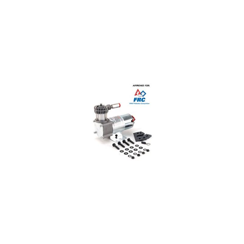95C Compressor Kit w/ External Check Valve & Omega Bracket (24V, 9% Duty, Sealed)