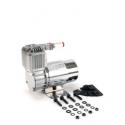 100C Chrome Compressor Kit w/ Omega Mounting Bracket (12V, 15% Duty, Sealed)