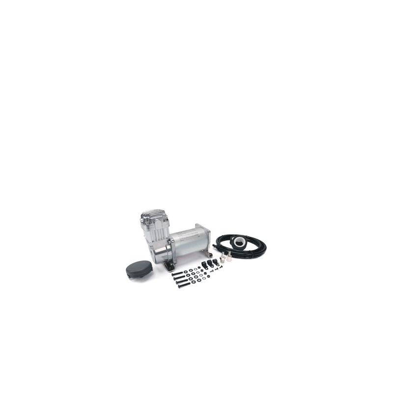 325C Silver Compressor (12V, 33% Duty, Sealed, w/o Leader Hose, w/o Check Valve)