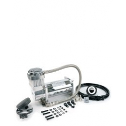 350C Chrome Compressor Kit (12V, 100% Duty, Sealed)