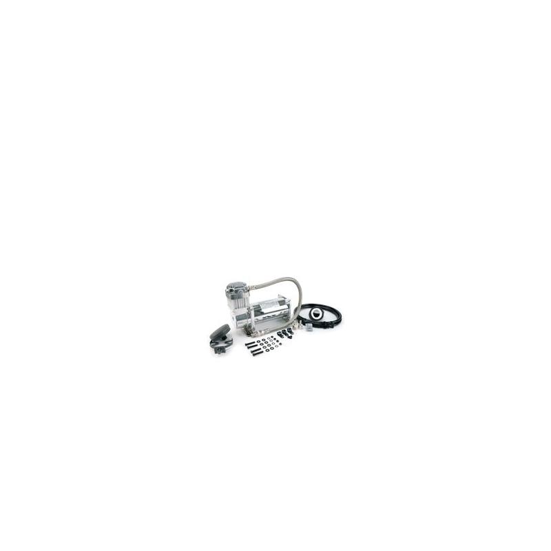 350C Chrome Compressor Kit (12V, 100% Duty, Sealed)