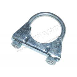 EXHAUST CLAMP - 45mm