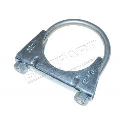 EXHAUST CLAMP - 60mm