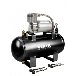 1.5 Gal. Tank Air Source Kit Fast Fill-120 (12V, 120 PSI Compressor)