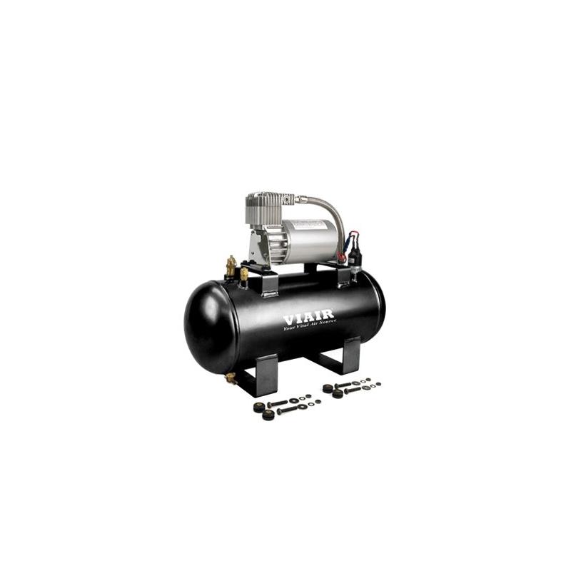 1.5 Gal. Tank Air Source Kit Fast Fill-120 (12V, 120 PSI Compressor)