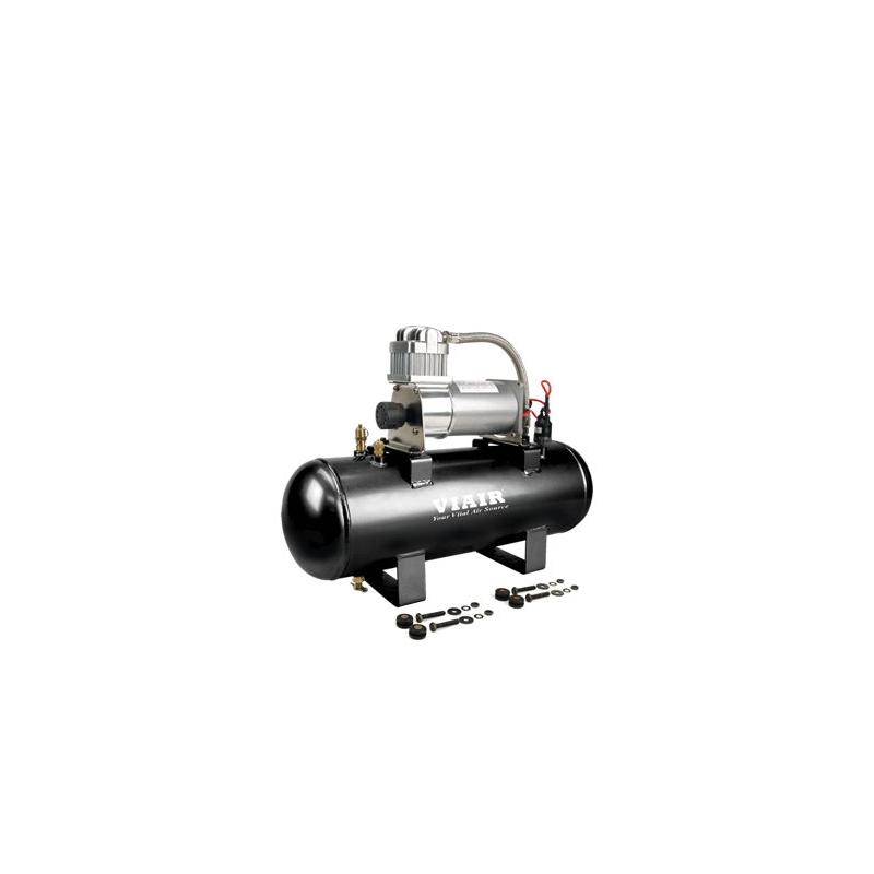 2.0 Gal. Tank Air Source Kit High Flow-150 (12V, 150 PSI Compressor)