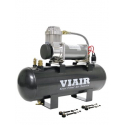 200 PSI 2.0 Gal. Tank Fast-Fill-200 Air Source Kit (12V, 200 PSI Compressor)