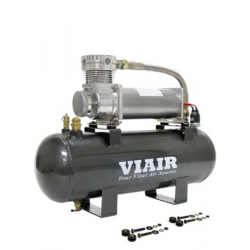200 PSI 2.0 Gal. Tank High-Flow-200 Air Source Kit (12V, 200 PSI Compressor)