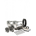 Dual Pewter 380C Value Pack (200 PSI, 380C/2, 165/200 P. Switch, 40 Amp Relay/2)