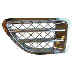 GRILLE - AIR INLET CHROME LH
