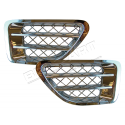 GRILLE - CHROME - PAIR - TO 6A999999