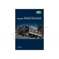 LTP LR SERIES MODELS 1948-1985