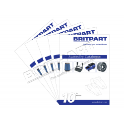BRITPART CATALOGUE PACK OF 5