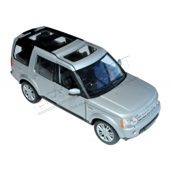 LR DISCOVERY 4 SILVER MODEL 1:24