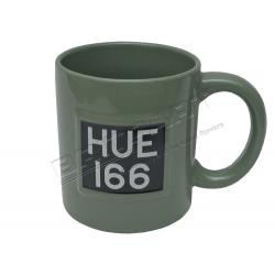 LAND ROVER 'HUE 166' MUG GREEN