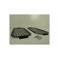 Rear Window Grills x 2 (internal/external)