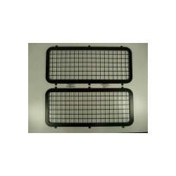Side Window Grills x 2 (external)