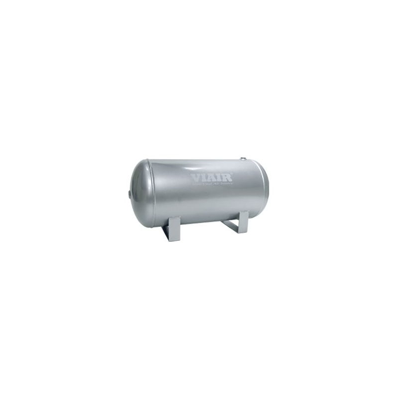 """5.0 Gallon Air Tank (Two 1/4"""" NPT Ports & Two 3/8"""" NPT Ports, 150 PSI Rated)"""