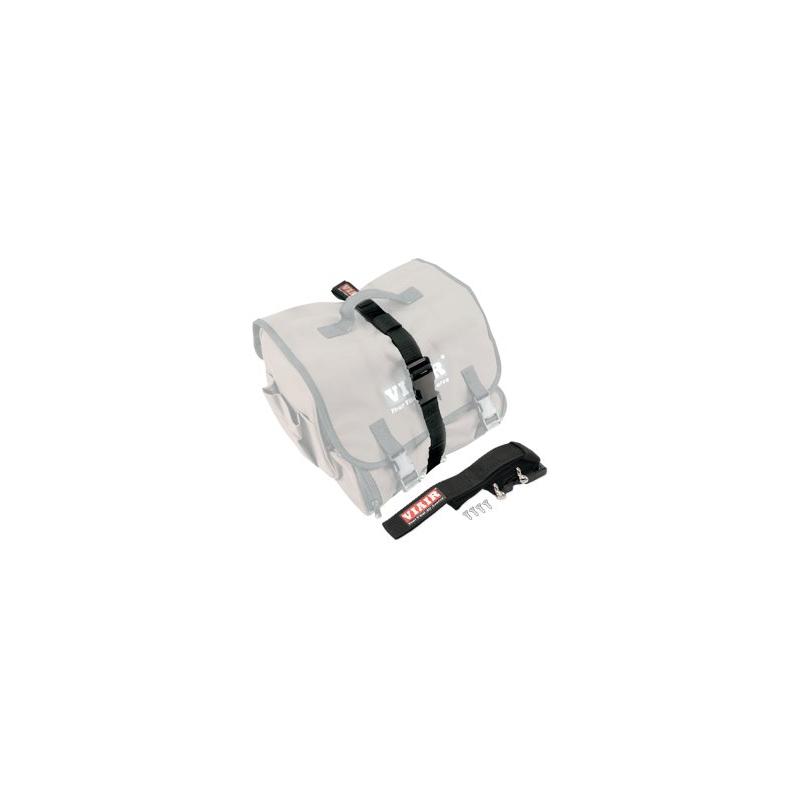 Portable Compressor Adjustable Tie-Down Strap