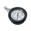 """2.0"""" Tire Gauge w/Boot (0 to 15 PSI)"""