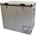125L STAINLESS STEEL FRIDGE/FREEZER 12/24/220