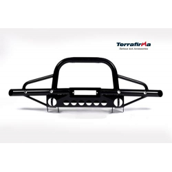 TERRAFIRMA TUBULAR WINCH BUMPER NO AIR CON 90/110/130