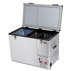 60L Twin Fridge/Freezer