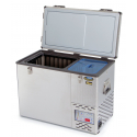 50L SS FRIDGE/FREEZER 12V/24v/220V with freezer