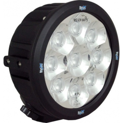 "6.5"" ROUND TRANSPORTER LED DRIVING LIGHT 45 Watt"