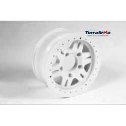 TERRAFIRMA RVS ALLOY WHEEL - WHITE 90/110/130/D1/RRC