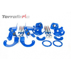 TERRAFIRMA HYDRAULIC BUMP STOP AND MOUNTING KIT FOR 90/D1/RR