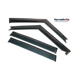 TERRAFIRMA WIND DEFELCTORS FOR DISCOVERY 2 (SET OF 4)