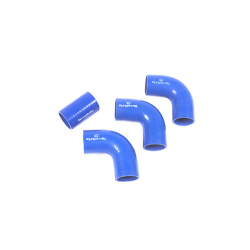 TERRAFIRMA SILICONE INTERCOOLER HOSE KIT BLUE 90/110/130 200