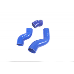 TERRAFIRMA SILICONE INTERCOOLER HOSE KIT BLUE D2 TD5