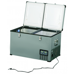 FRIDGE 65LTR-79x47x50CMS - 28kgs - +10 - 18°c DOUBLE  DOOR