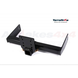 TERRAFIRMA REAR 2in RECEIVER HITCH 90/110/130 TO 1998
