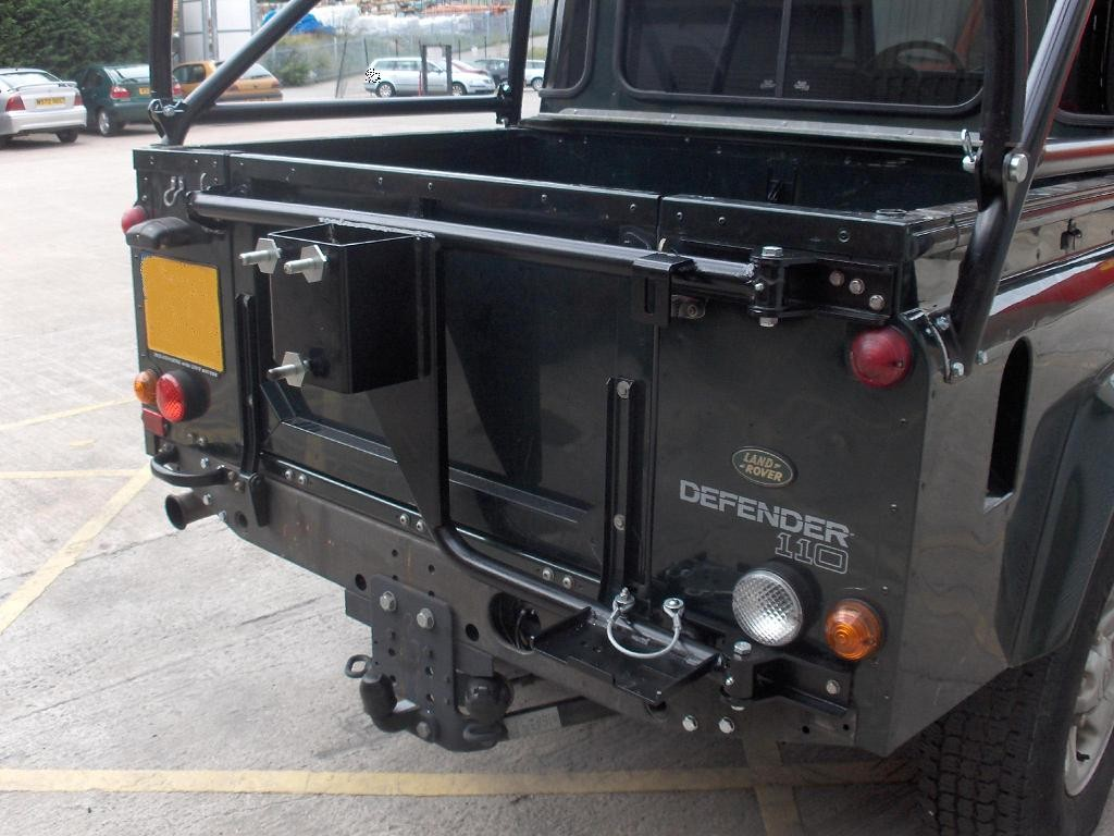 Spare Wheel Carriers