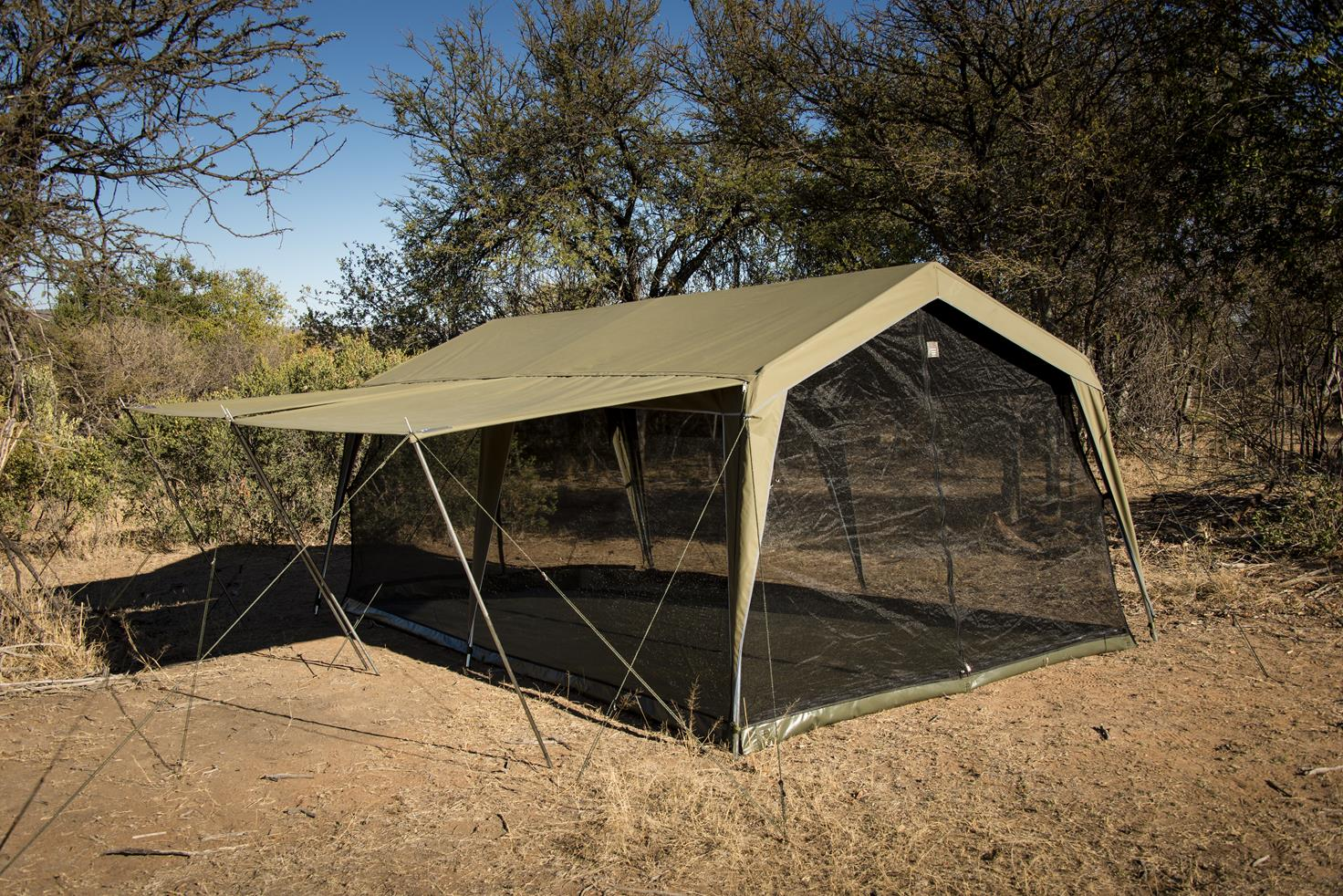 Tent Ripstop canvas
