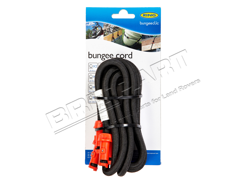 Bungeeclic load securing system