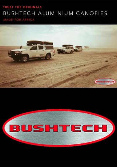 Bushtech Canopies Catalogue
